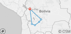 Bolivia Highlights - 6 destinations