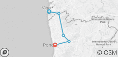 Northern Portugal - 5 destinations