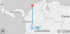 Colombia Journey National Geographic Journeys - 4 destinations