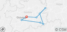 Explore Guangzhou 9 Days - 8 destinations