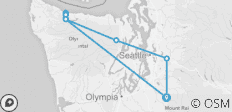 Ozette Triangle - 11 destinations