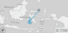 Indonesia - Sulawesi Explorer - 11 destinations