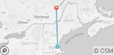 Quebec Escape - 2 destinations