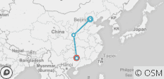 8 Days Beijing-Xian-Guilin Discovery Tour (No Shopping) - 4 destinations
