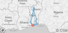 Benin and Togo Voodoo Discovery - 12 destinations