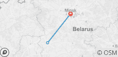 Cycle Belarus Short Break (2019) - 3 destinations