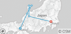 Cycle Japan - 8 destinations