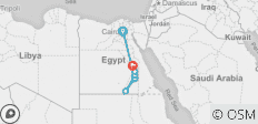 Classic Egypt with Nile Cruise - 14 destinations