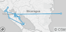 Family Active Nicaragua (2019) - 20 destinations
