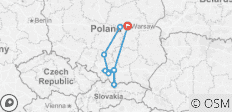 Pilgrimage to Poland  - 10 destinations