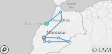 Morocco on a Shoestring - 9 destinations