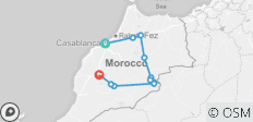 Best of Morocco Family Holiday - 11 destinations