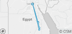 Egypt in Depth 2019/2020 - 8 destinations
