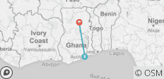 4 DAYS NORTHERN REGION TOUR OF TAMALE,MOLE AND BOLGATANGA. - 2 destinations