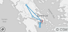 Dreaming Classical Greece - 8 destinations