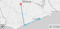 Educational Tour of Ghana - 4 destinations