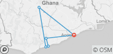 Educational Tour of Ghana - 10 Days - 6 destinations