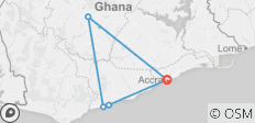 Educational Tour of Ghana - 5 destinations