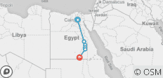 Egypt Singles Tour and Nile Cruise 40\'s - 50\'s and 60\'s+ Singles Vacations - 8 destinations