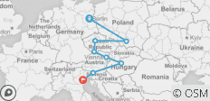 Real Central Europe - 8 destinations