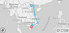Lifetime Vietnam Family Holiday from Hanoi to Saigon via Hue, Hoi An, Halong Bay - 9 destinations