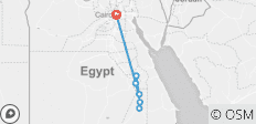 Splendours of Egypt (2018-19, 12 Days) - 8 destinations