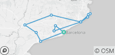 Impressive Catalonia - 13 destinations