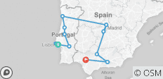 Iconic Portugal & Spain National Geographic Journeys - 15 destinations