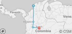 Colombia Experience 2019 (Start Cartagena, End Bogota) - 4 destinations