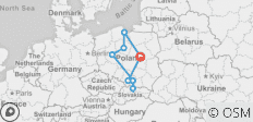 Portrait of Poland - 9 destinations