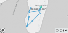 West & South of Madagascar in 14 Days - 10 destinations