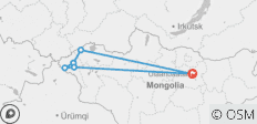Western Mongolia Explorer - 6 destinations