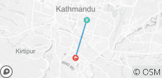 Kathmandu Off The Beaten Path Tour: - 2 destinations