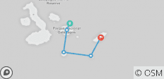 Galapagos cruise aboard the M/C Archipel I - 5 days - 5 destinations