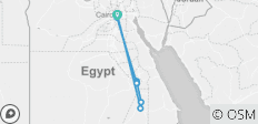 Jewel of the Nile  - 10 days - 10 destinations
