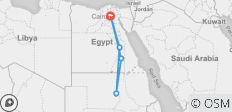 Nile Discovery 2019-20 (Luxor, Cairo via Overnight Coach) - 5 destinations