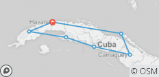 Cuban and Caribbean Endemics (11 days / 10 nights) - 7 destinations