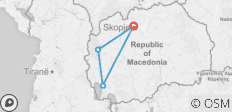 """Beautiful"" Macedonia Tоur - 4 destinations"