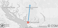 Whistler Sightseeing Tour - 3 destinations