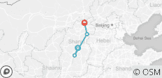Shanxi Explore 9 Days - 4 destinations