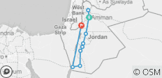 Best of the Jordan Bike Trail - 10 destinations