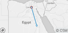 Cairo to Luxor Package 5 days 4 nights  - 4 destinations