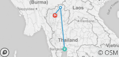 Northern Thailand Explorer - 7 days - 4 destinations