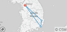 Korea Cultural Experience - 8 Days (Airport Service Included) - 8 destinations