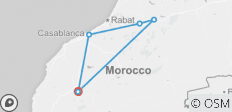 Morocco Auto-Tour  Self Drive - 6 destinations