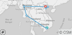 Amazed In Living Culture - Vietnam And Myanmar 13 Days - 8 destinations