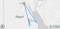 Luxury Cairo, Nile Cruise & Marsa Alam All-Inclusive Stay-Best of Egypt Escape - 6 destinations