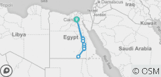 Cairo & Ancient Egypt River Cruise 2019 - 11 destinations