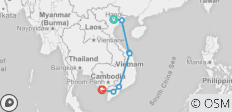 Stunning 14-Day Tour of Vietnam from North to South Beach Getaway with 4 star accommodation - 7 destinations