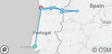 Lisbon with Douro Discovery (2019) - 14 destinations